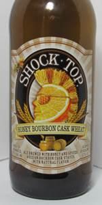 Shock Top Honey Bourbon Cask Wheat