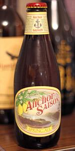 Anchor Saison Spring Ale
