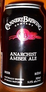 Anarchist Amber Ale