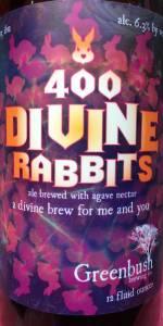 400 Divine Rabbits
