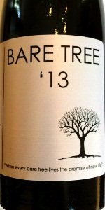 Bare Tree Weiss Wine Vintage 2013
