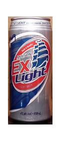 Molson Ex Light