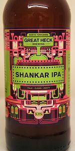 Shankar IPA