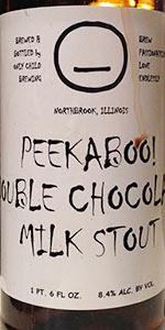 Peekaboo! Double Chocolate Milk Stout