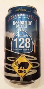 Highway 128 Session Series: Keebarlin' Pale Ale