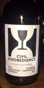 Civil Disobedience #9