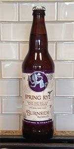 Spring Rye