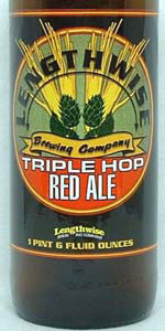 Lengthwise Triple Hop Red