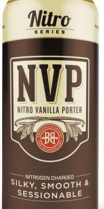 NVP - Nitro Vanilla Porter