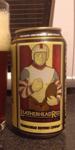 Leatherhead Red Mid-American Red Ale