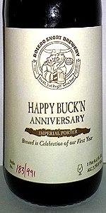 Happy Buck'n Anniversary