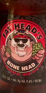 Bone Head Imperial Red