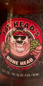 Bone Head Imperial Red