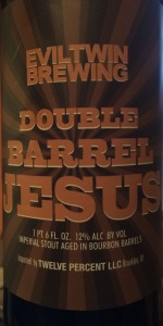Evil Twin Double Barrel Jesus