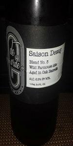 Saison Desay Blend No. 3