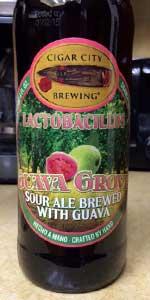 Guava Grove Sour W/Lactobacillus