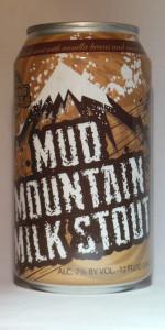Mud Mountain Milk Stout