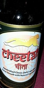 Cheetah Dark Beer