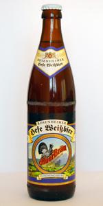 AuerBräu Rosenheimer Hefe Weissbier