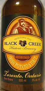 Black Creek Irish Potato Stout