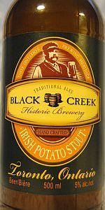 Black Creek Irish Potato Stout