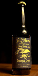 Kuhnhenn Irish Whiskey Barrel Aged American Imperial Stout