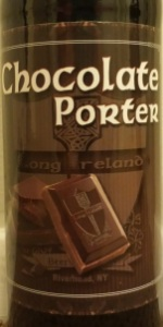 Chocolate Porter Ale