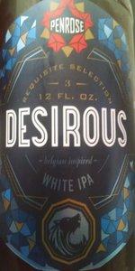 Desirous