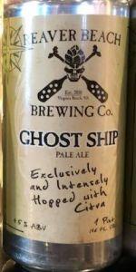 Ghost Ship Pale Ale
