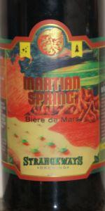 Martian Spring Bière De Mars