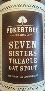 Seven Sisters Treacle Oat Stout