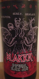 Three Floyds / Surly / Real Ale Blakkr