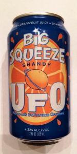 UFO Big Squeeze Shandy