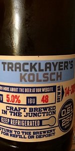 Tracklayer's Kolsch