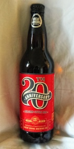 20th Anniversary Belgian-Style Ale