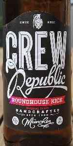 Crew Roundhouse Kick