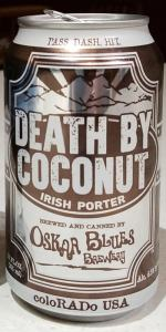 Death By Coconut (Shamrock Brewing Collaboration)
