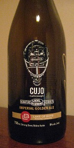 Cujo Imperial Golden Ale