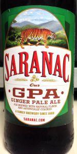Saranac Ginger Pale Ale