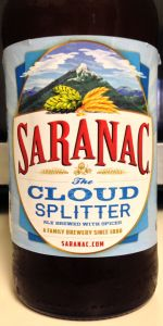 Saranac Cloud Splitter