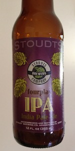 Stoudt's Fourplay IPA