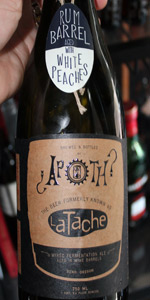 La Tache (Rum Barrel Aged W/ Peaches)