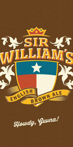 Sir William's English Brown Ale