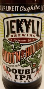 Hoot'n & Holler'n Double IPA
