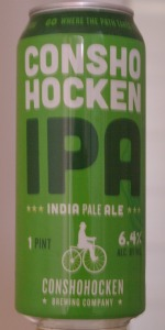 Conshohocken IPA (India Pale Ale)