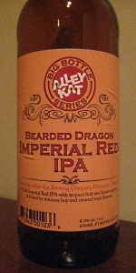 Bearded Dragon Imperial Red IPA
