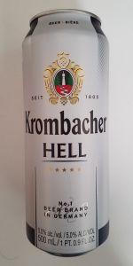 Krombacher Hell