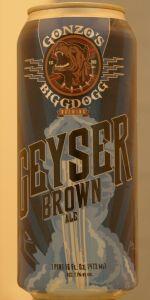 Geyser Brown