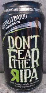 Don't Fear The RIPA