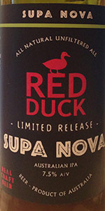 Red Duck Super Nova